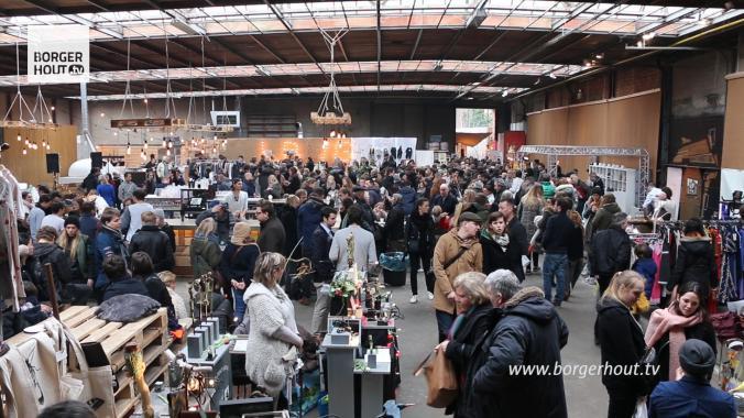 Wild Jo's Market in Berchem is enorm succes