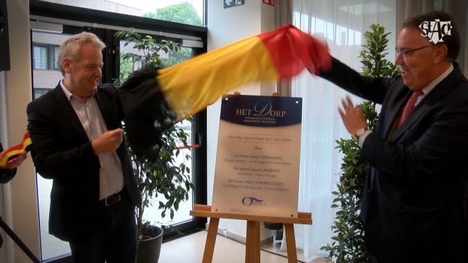 Nieuw woonzorgcentrum Het Dorp ingehuldigd Orpea Houthale-Helchteren