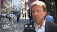 Antwerpse diamantwijk krijgt glasvezelnetwerk van Proximus Ari Epstein, CEO Antwerp World Diamond Centre en Bart Van Den Meersche, Chief Enterprise Market Officer Proximus