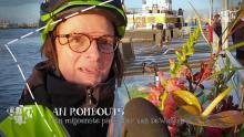 DeWaterbus is een succesverhaal Astad TV Annick De Rider DEME Lydia Peeters Het Steen Antwerpen Port of Antwerp An Rombouts